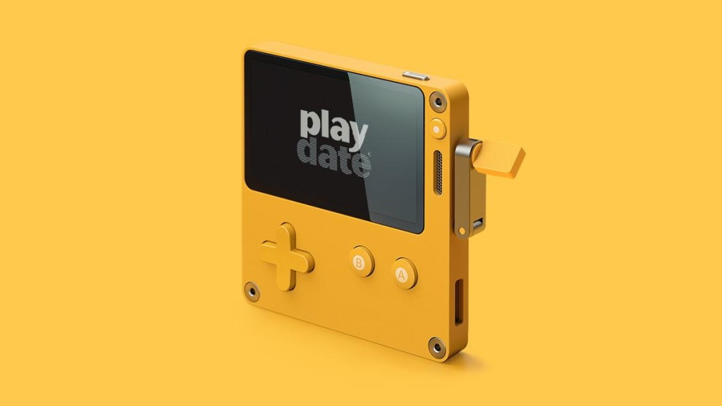 Panic Announces Playdate Consoles At $179 – Preorders To Begin Next Month