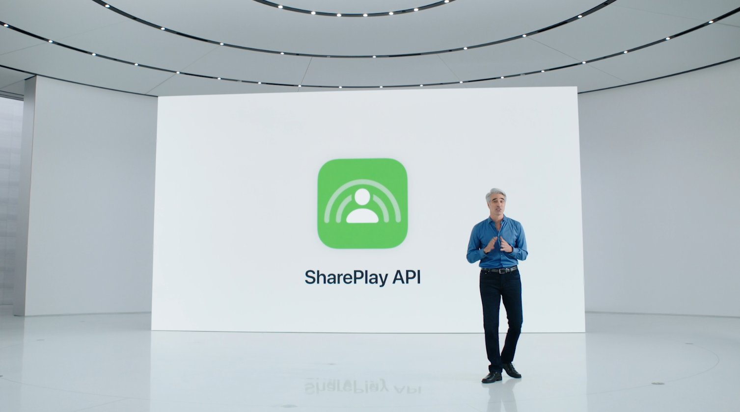 New Feature Introduced Called Share Play With iOS 15