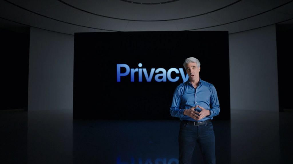 Step Towards Privacy By Apple