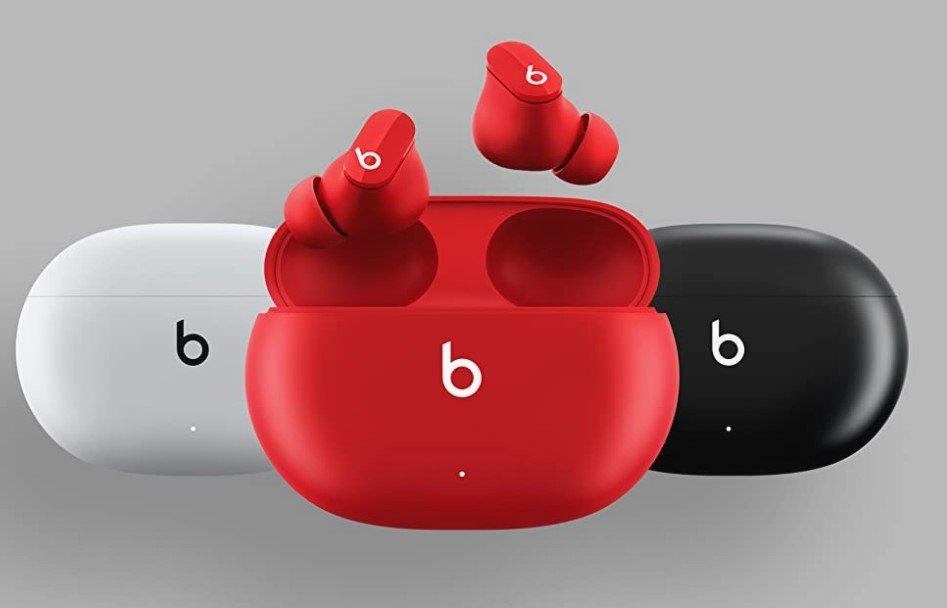Apple Beats studio buds with MediaTek chipset