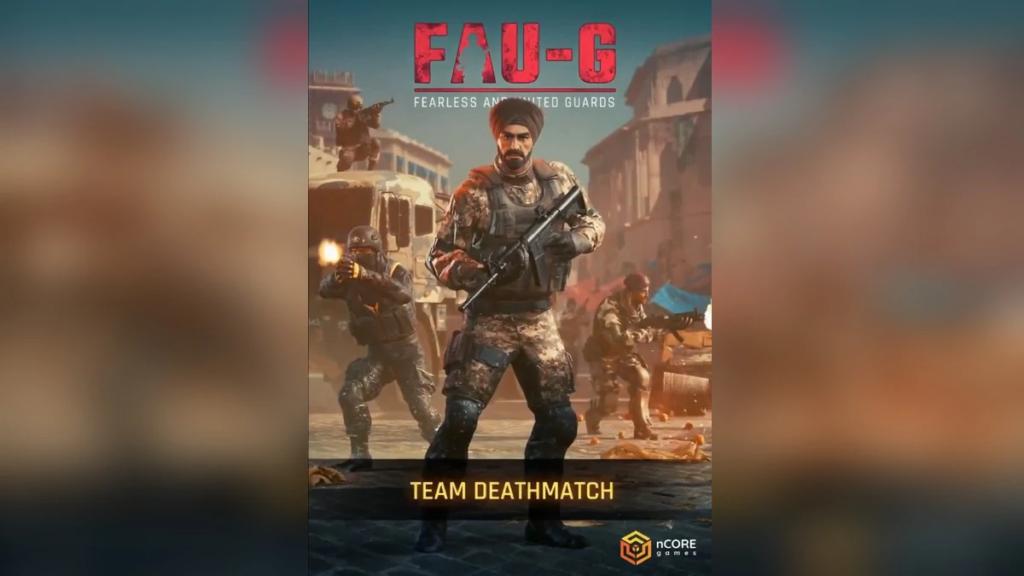 FAUG Team Deathmatch