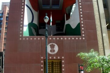 Permanent Mission of India to the UN