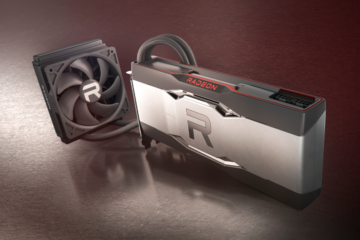 AMD showcased Radeon RX 6900 Liquid Cooled with even improved performance