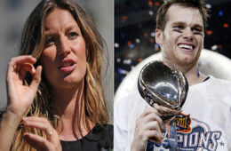 Tom Brady and Wife Gisele Bundchen