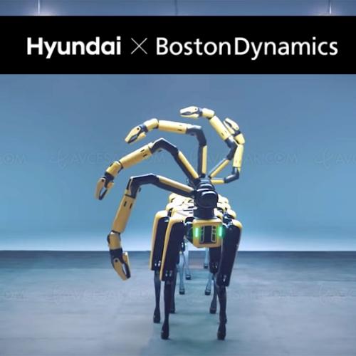 BTS vs Boston dynamics robot in dance-off