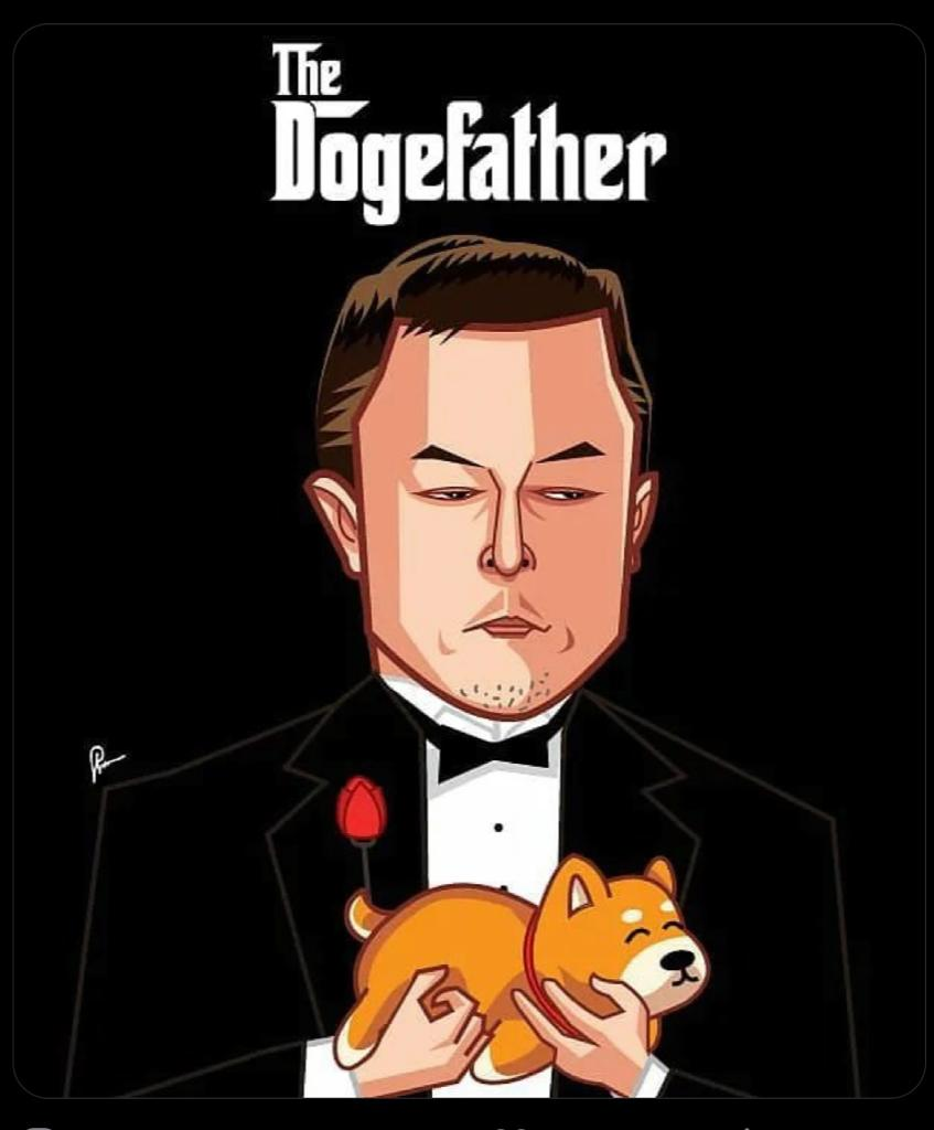 Twitter fills with DogeFather memes adding a twist to Father's Day ...