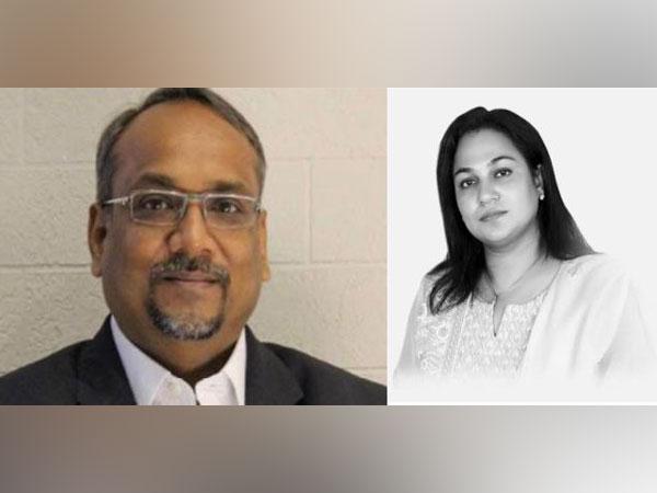 Pradeep Agarwal and his wife Meenu Agarwal