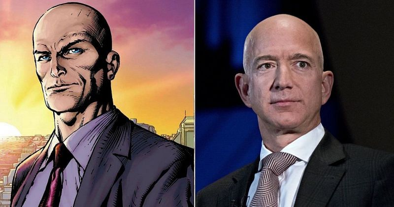 Bezos isn't allowed to re-enter Earth