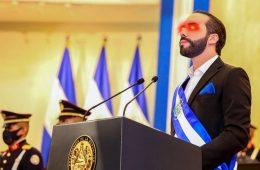 El Salvador president tweets