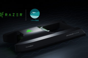 Razer Is Reportedly Working On An AI-Based, Solar Powered Ocean-Cleaning Robot