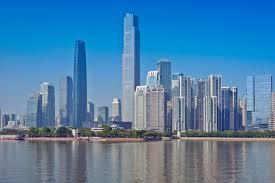 Guangzhou in China
