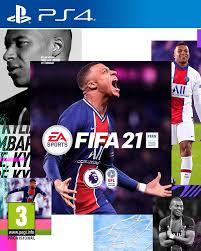 EA game FIFA 2021