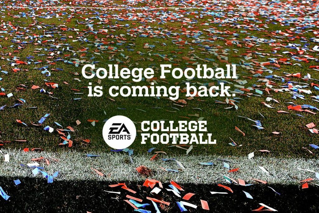Jeu vidéo de football NCAA