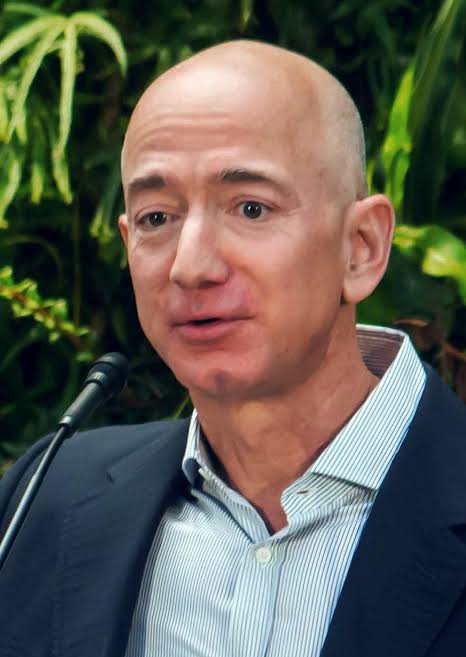 Jeff Bezos at Amazon
