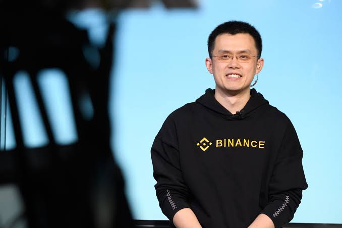 Binance CEO tweets about Chinese apps
