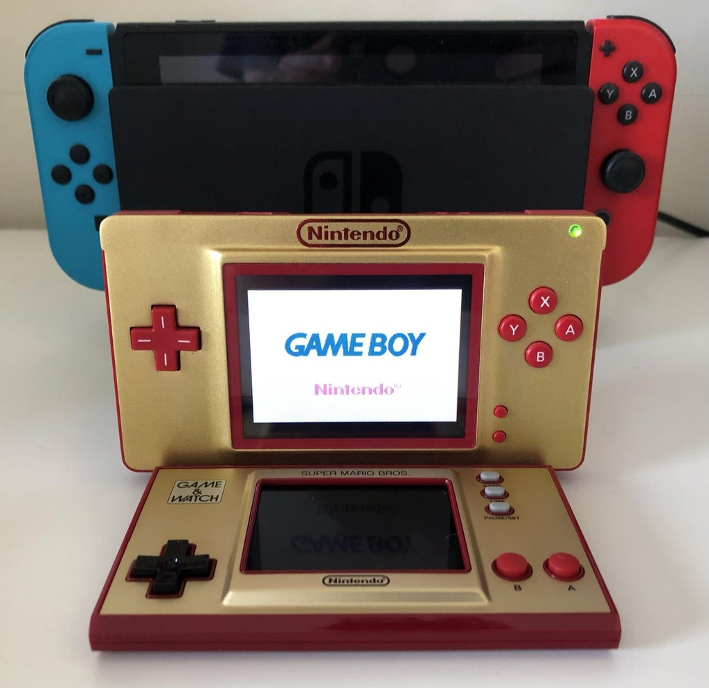 Nintendo DS Converted To Gameboy Macro, Here Is How It Looks