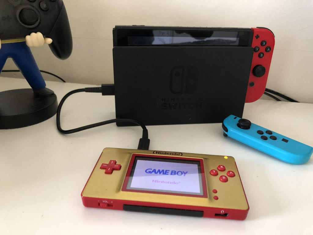 Nintendo To Gameboy Macro – How It Looks?