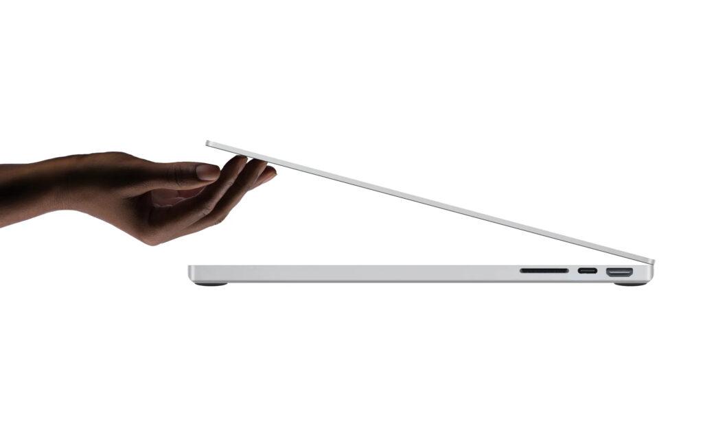 M1X MacBook Pro - Render Image