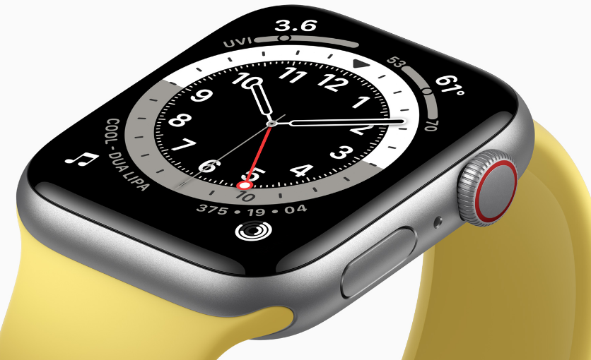 Apple Watch Series 7: Specifications (Rumored)
