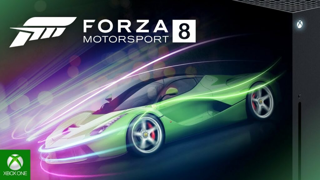 What We Know About Forza Motorsport 8