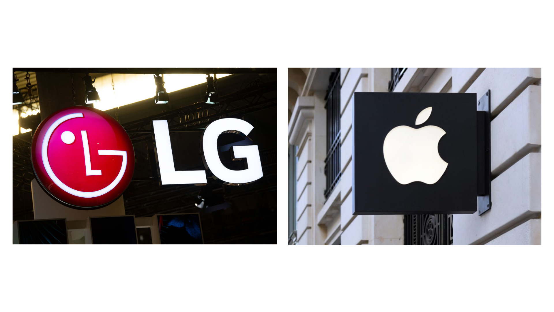 Apple Is Looking To Sell Its Apple Products Through LG Stores In South Korea