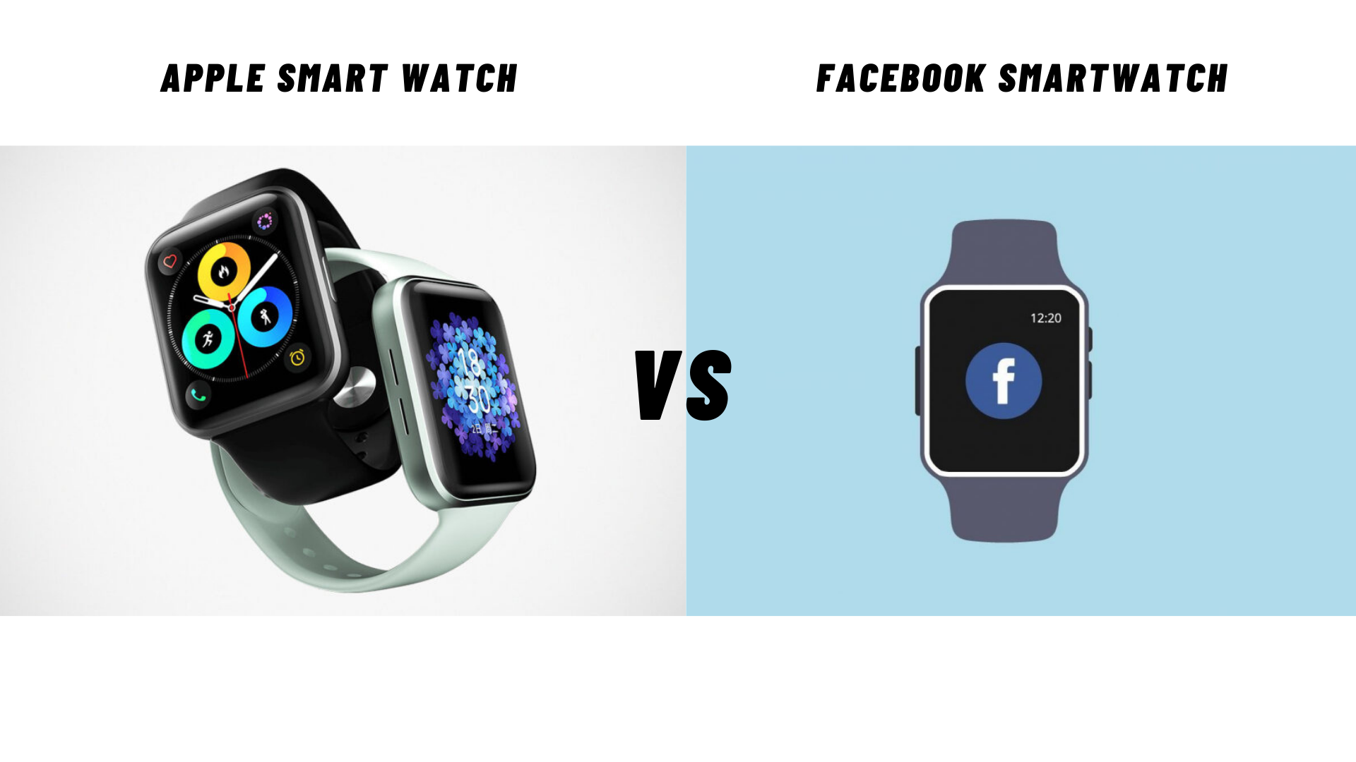 Will Facebook Watch Compete Against Apple Watch Series?