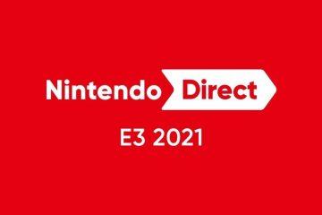 Nintendo Direct Virtual Event