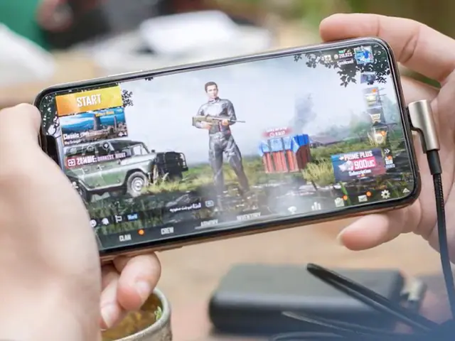 Battlegrounds Mobile India on Chinese Servers