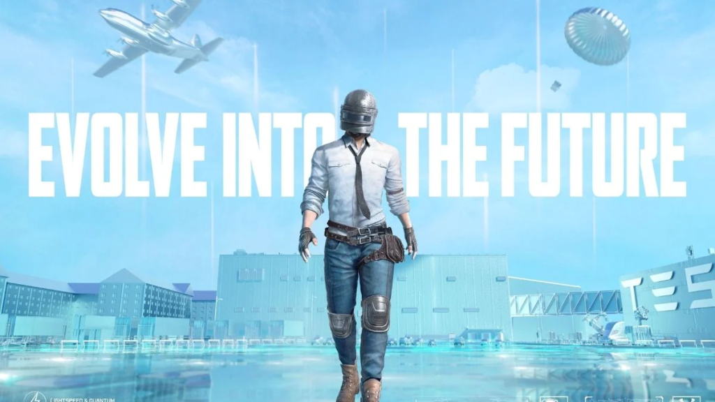 Pubg Mobile Joins Hands With Tesla
