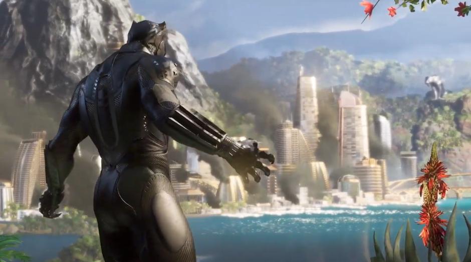 Black Panther: War For Wakanda