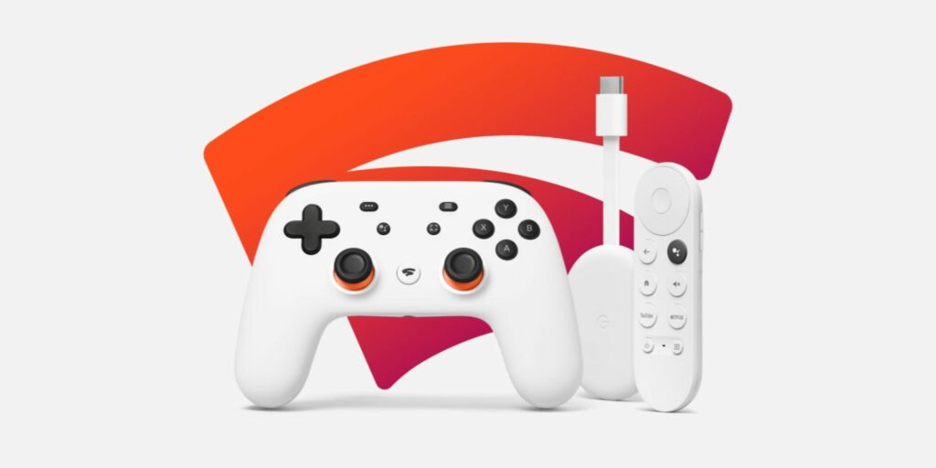 Stadia Is Now Available For Google Tv