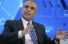 Sunil Mittal in a conference