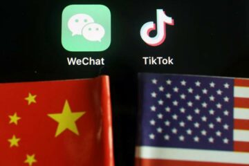 TikTok and WeChat