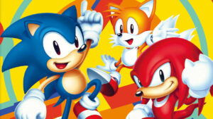 30th birthday of Sonic The Hedgehog