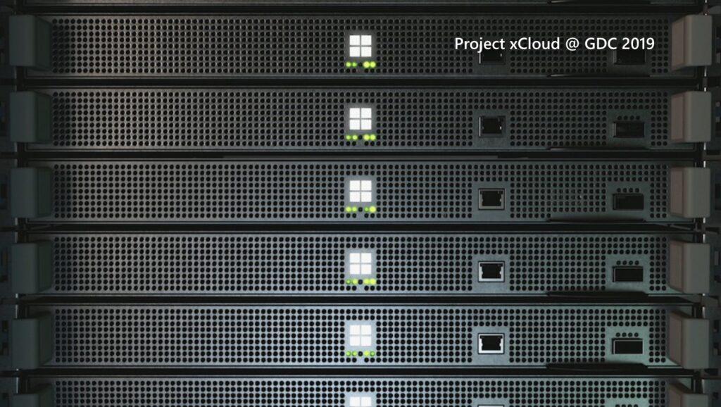 Project Xcloud servers