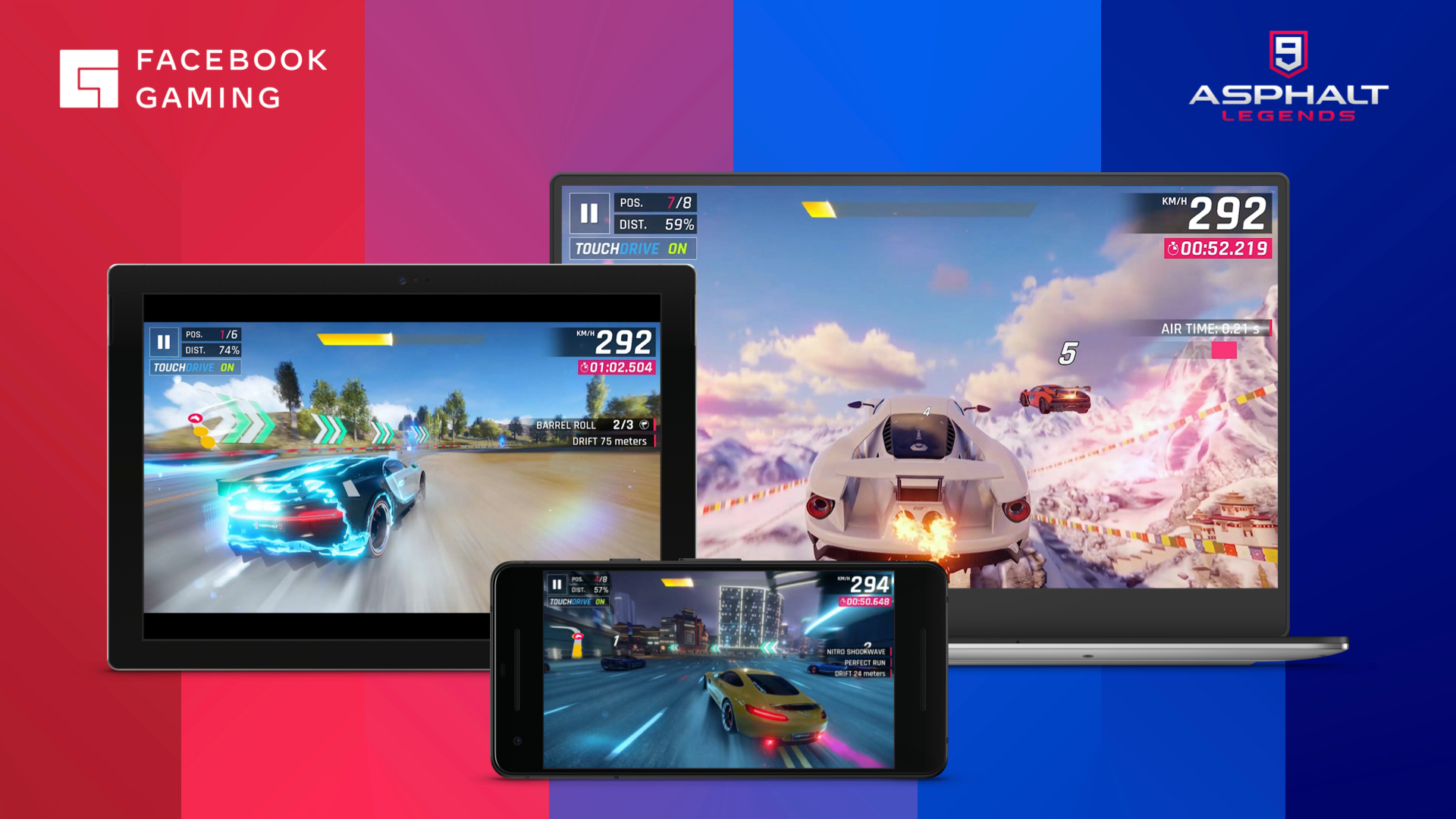 Facebook Cloud Gaming Services
