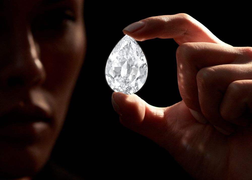 The 101-carat diamond you can buy with crypto