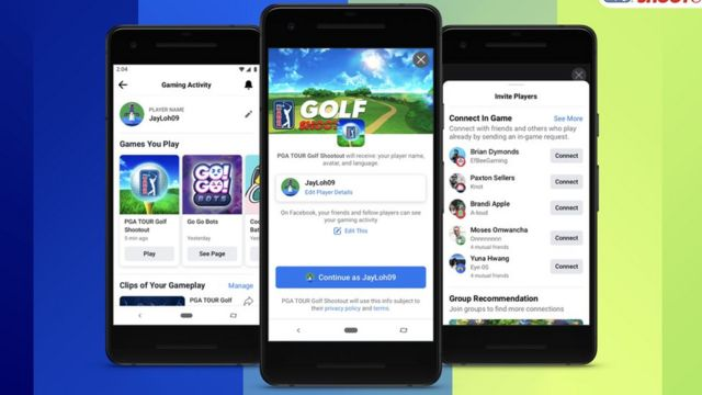 facebook gaming on Apple devices