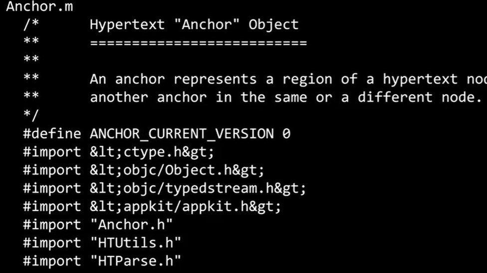 Coding error spotted in WWW NFT