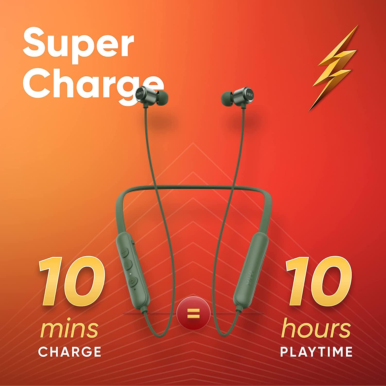 Mivi Collar Flash Battery Features