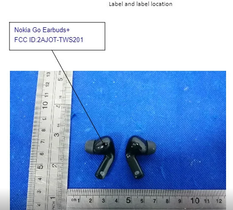 New earbuds by Nokia – Solo buds + & Go earbuds + spotted on FCC certification
