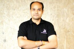 Abhinav Jain, CEO and Co-Founder of ALMOND Solutions