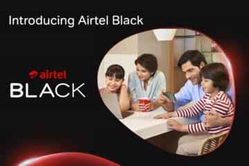 Airtel Black