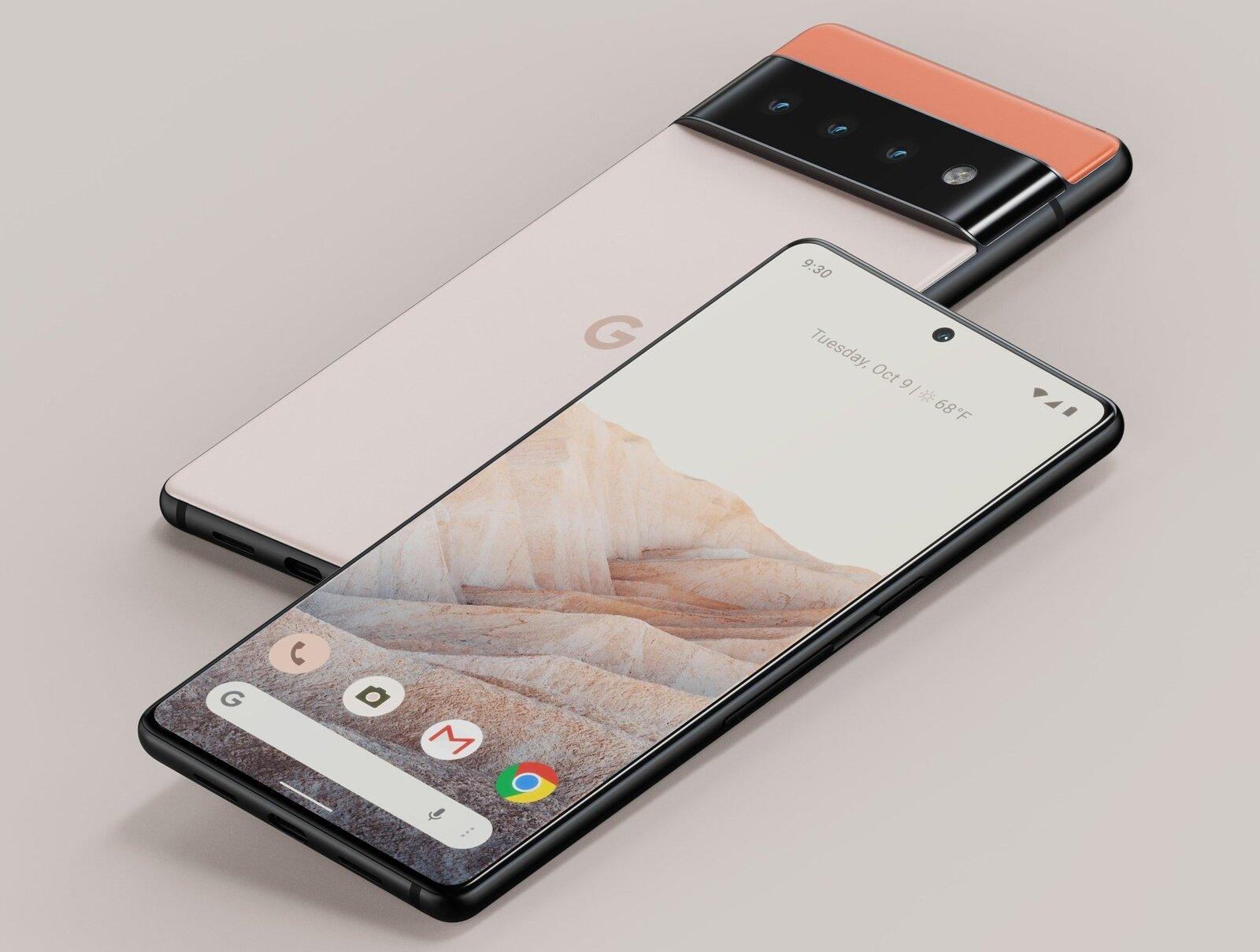Cameras: iPhone 13 vs. Google Pixel 6
