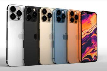 Apple iPhone 13 to feature LiDAR scanner & 1TB internal storage, says leaks