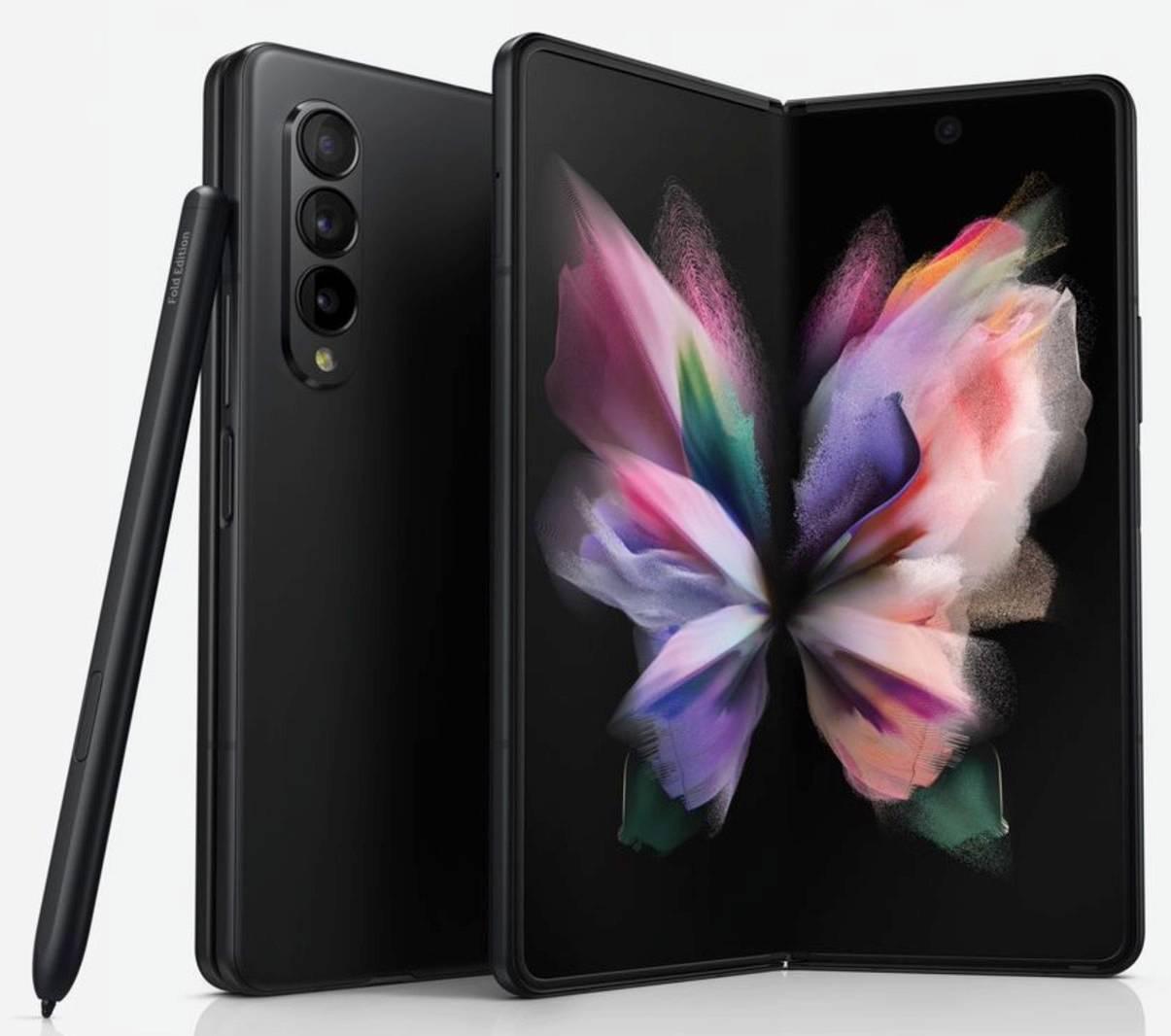 Samsung Galaxy Z Fold 3 – Rumors