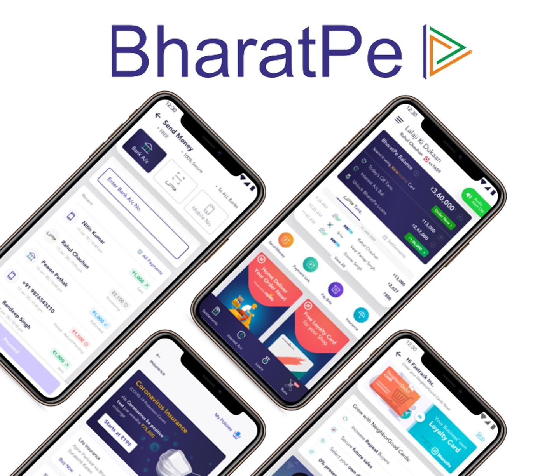 BharatPe Banner Image