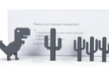 Internet outage