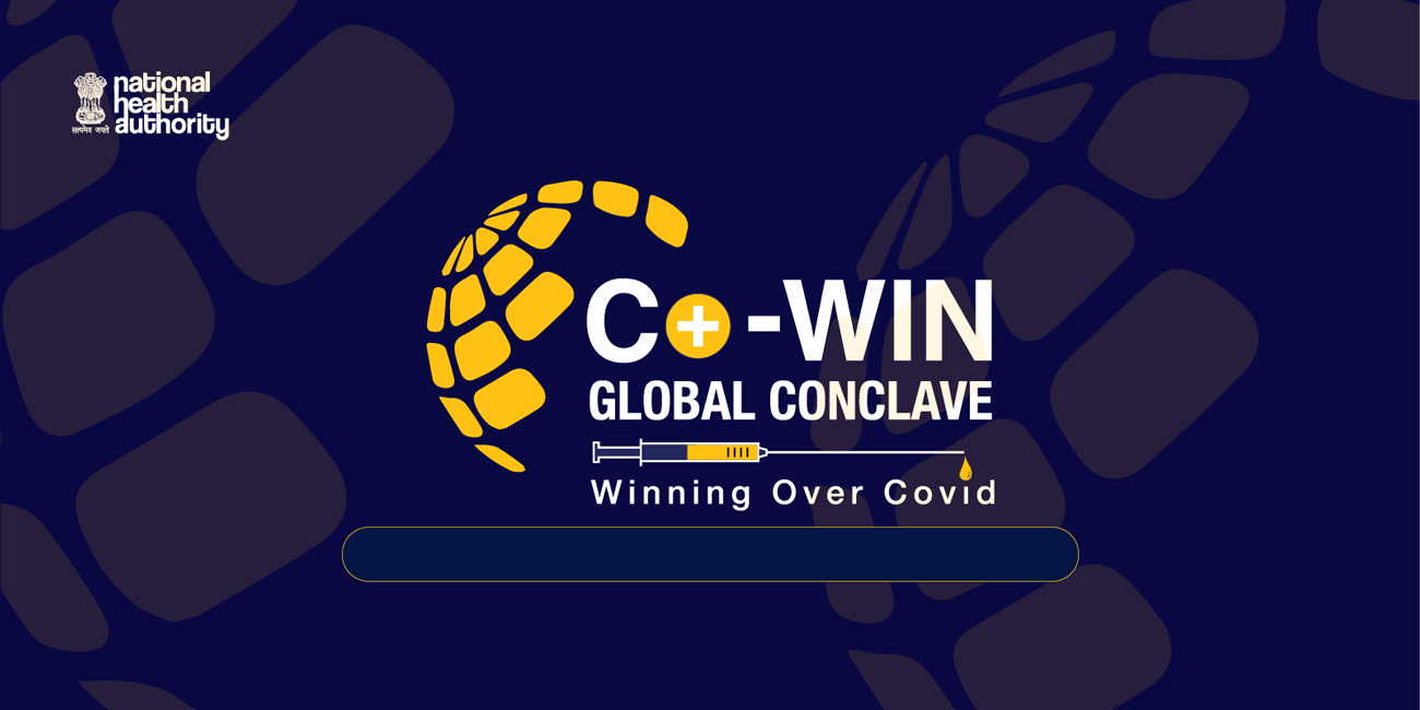 CoWIN Global Conclave Banner