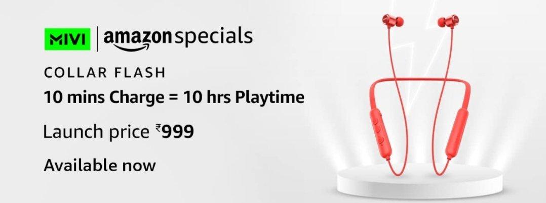 Mivi Collar Flash – Indian Pricing